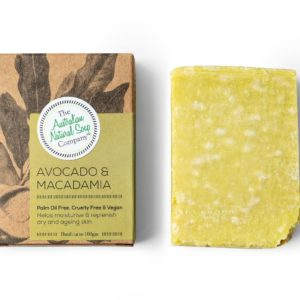 Avocado & Macadamia Soap