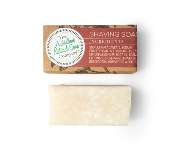 Solid Shaving Soap Guest Soap